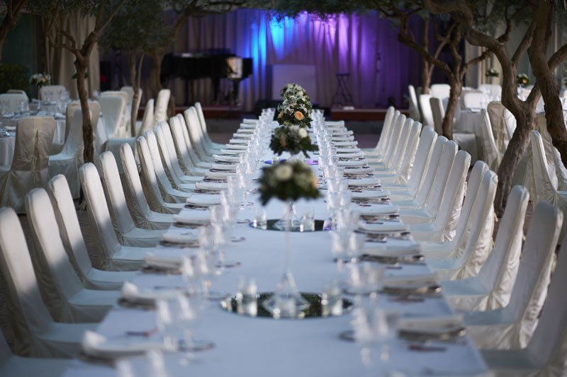 Matrimonio Sire Ricevimenti Allestimenti floreali, mise en place, buffet (7)