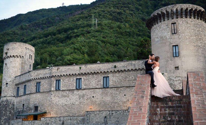Matrimonio al Castello Medievale di Sire Ricevimenti