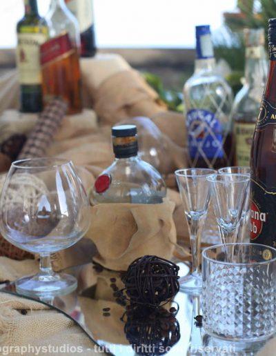 Sire Ricevimenti - catering e buffet, angolo del cubano durante un matrimonio in Campania Napoli