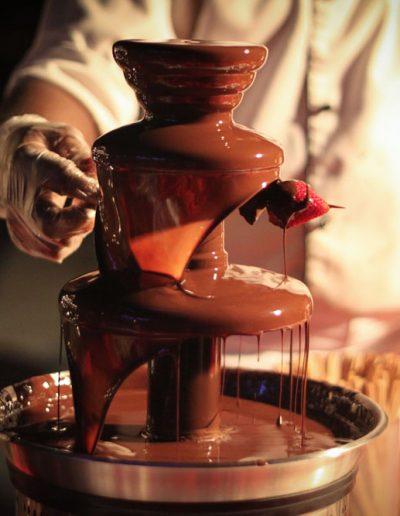 Sire Ricevimenti - catering e buffet, angolo del cioccolato
