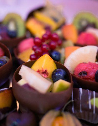 Sire Ricevimenti - catering e buffet, angolo del cioccolato matrimonio in Campania Napoli