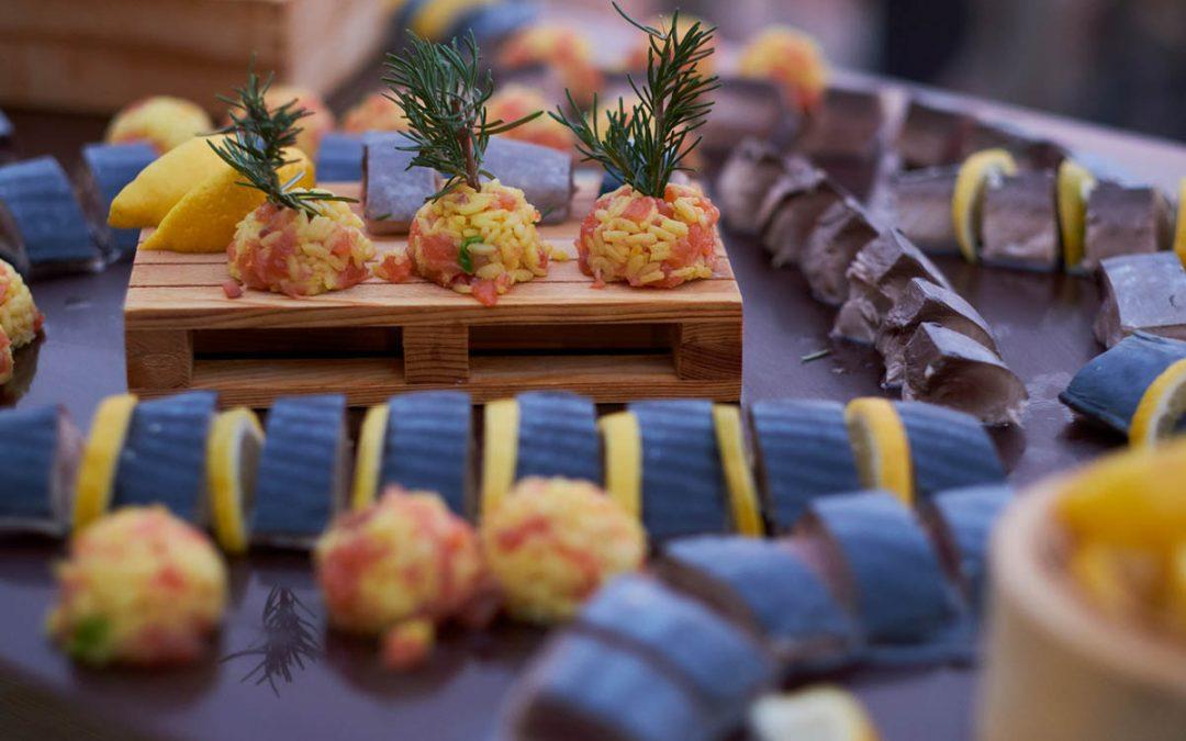 L'arte del banqueting: gli angoli degustazione per matrimoni d'autore