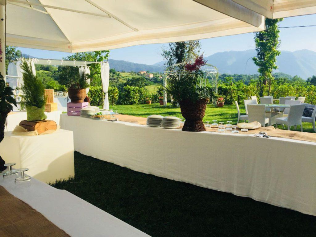 Sire Ricevimenti Valle Dell'Aquila, Lazio - Matrimoni ed Eventi in Campagna