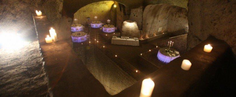 Sposarsi nella Galleria Borbonica a Napoli: una location unica e sorprendente