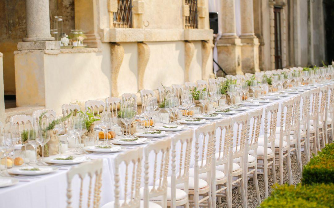 Menù di nozze in grado di soddisfare tutti: 5 utili consigli
